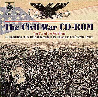 The Civil War CD-ROM